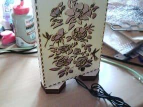 Boîte lumineuse